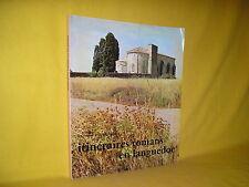 itinéraires romans en Languedoc Zodiaque par Leriche-Andrieu