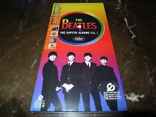 The Capitol Albums, Vol. 1 by Beatles 4CD Box Set Japan Edition