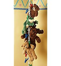 Chain Gang Stuffed Animal Chain~Toy Organizer~ Primary