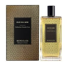 Berdoues Cologne Grands Crus Oud Wa Misk 100ml 3.4oz