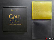 UNIVERSAL RIDER PREMIUM GOLD GEL FOR MOTORCYCLE RIDER SEAT