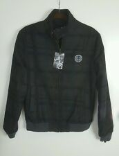 BNWT RAF SIMONS di FRED PERRY Lana Bomber jacket. SZ MEDIUM