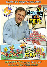 Drawing with Mark - Good to Grow/Life on the Farm (DVD)