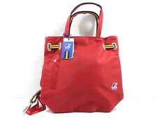 accessori donna K WAY borsa rosso AZ28