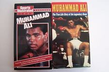 Muhammad Ali Cassius Clay Boxing VHS Tape Lot