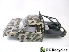 Axial SCX10 1/10 Scale Honcho Camo Body w/ Rear Roll Cage Crawler Scaler