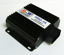 M&W Pro 14 CDI Ignition Box 4 Ch 115 mJ AEM MOTEC HALTECH EMS