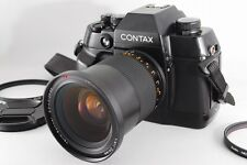 [Excellent +++] Contax AX 35mm SLR Film Camera +  Vario-Sonnar 28-85mm Japan""