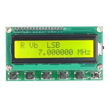 LCD DDS Digital Signal Generator Module Based on AD9850 0-55MHz Frequency R8H8