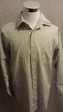 DOCKERS 'Wrinkle Free' Man's Shirt Size: 16  35 or L EXCELLENT Condition