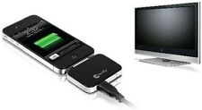 MACALLY HDMI TV ADAPTER + CABLE+CHARGER FOR iPHONE 3G 3GS 4 4S iPOD TOUCH 2 3 4