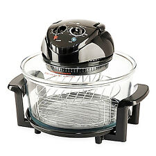 FAGOR 12 QT HALOGEN TABLETOP CONVECTION OVEN HEALTHY MULTI USE AIR FRYER COOKER