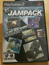 Jampack Vol. 13 RP-M Rating (Sony PlayStation 2, 2005)(#2276)