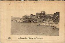 CPA MARSEILLE Corniche Malmousque (405092)