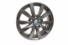 """Original SKODA aloy wheel CRYSTAL 6J x 17"""" 5E0071497E FL8"""