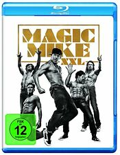 MAGIC MIKE XXL (Channing Tatum, Matt Bomer) Blu-ray Disc NEU+OVP