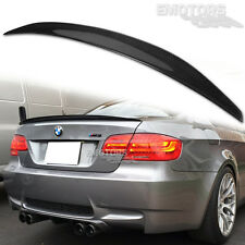 Carbon BMW 3-Series E92 Performance Boot Low Kick Trunk Spoiler 320i 325i