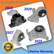 01-07 Dodge Caravan/Grand Caravan 3.3/3.8L Engine Motor & Trans. Mount 4PCS M048
