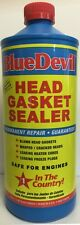 3-DAY SALE!! Blue Devil Permanent Sealer Head Gasket Sealant 32 oz