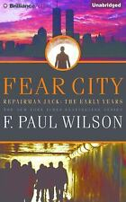 Repairman Jack Early Years Trilogy: Fear City 3 by F. Paul Wilson (2015, CD,...