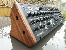 Roland Aira System-1m Desktop Synth Custom End Panels in Solid Walnut