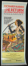 The Return of a Man Called Horse 14x36 Insert U.S. Movie Poster - (1976) ITB WH
