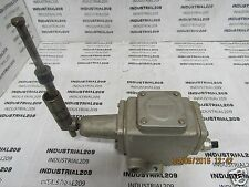 CROUSE HINDS CONVEYOR BELT ALIGNMENT SWITCH AFA20 USED