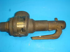 "NEW CONSOLIDATED SAFETY VALVE, 1543, 1"", MANNING, MAXWELL & MOORE, NEW NO BOX"