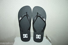 TONG DC SHOES SPRAY TAILLE 39 /US 7 /UK 6 NEUF SKATE SHOES/CLAQUETTE FLIP FLOP