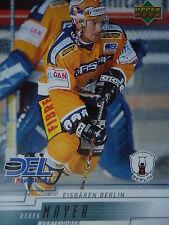 62 Derek Mayer Eisbären Berlin DEL 2000-01