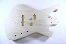 Unfinished Fireman Poplar PJ bass guitar body -fits fender necks - ICEP005