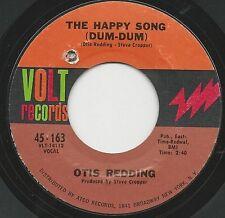 1960's OTIS REDDING 45 The Happy Song (Dum-Dum) / Open The Door Volt 45-163