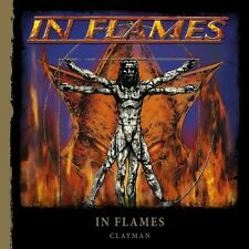 IN FLAMES - CLAYMAN (RE-ISSUE 2014) SPECIAL DIGI EDT.  CD NEU