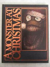 A Monster at Christmas by Thomas Canty & Phil Hale (1985) HC Limited & Signed Ed