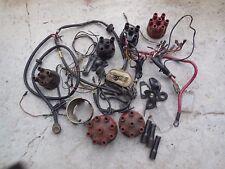 Porsche 911 parts lot
