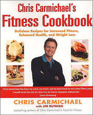 Chris Carmichael's Fitness Cookbook-ExLibrary