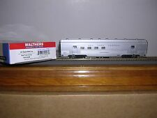 WALTHERS #6448  New York Central Budd 63' Streamlined Lightweight R.P.O. Car