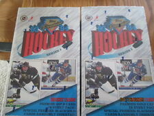 2 Box Lot 1993/94 TOPPS UNOPENED PREMIER HOCKEY SERIES 1 Box * 36 Packs *
