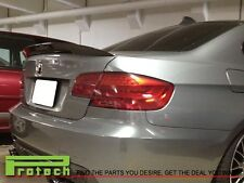 Performance Style Carbon Fiber Trunk Spoiler Fit BMW E92 328i 335i Coupe 07-13