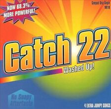 Washed Up Catch 22 Audio CD