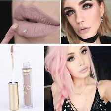 Warm Taupe Velvet Matte Liquid Lipstick Waterproof Lip Gloss Makeup Beauty