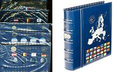 Offerta -  Album  monete in euro con i fogli per i giri comuni dei commemorativi