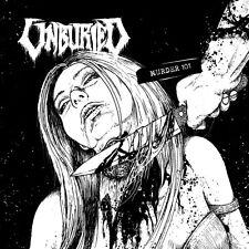 UNBURIED - Murder 101 - CD - DEATH METAL