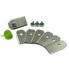 Pack 30 couteaux avec vis GARDENA : R40LI, R70LI. HUSQVARNA