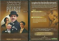 DVD - HERCULE POIROT : Les enquetes d' AGATHA CHRISTIE NEUF EMBALLE NEW & SEALED