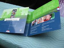PAYS-BAS Pièce neuves 2003 KMS BU 1 Cent - 2€ Fonds Epilepsie