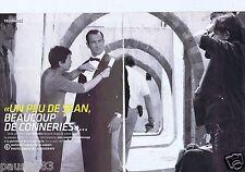 Coupure de presse Clipping 2005 Jean Dujardin  (8 pages)