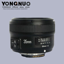 YONGNUO YN35MM F2 Wide-angle Auto Focus Lens For Nikon Camera