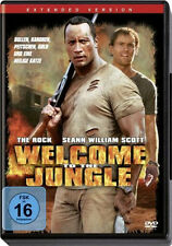 DVD * WELCOME TO THE JUNGLE [DIRECTOR'S CUT] - The Rock # NEU OVP