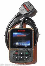 CHEVROLET CHEVY OBD2 CAR TRUCK DIAGNOSTIC SCANNER TOOL CLEAR ERASE FAULT CODES